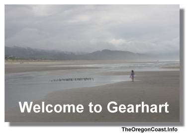 Gearhart on the Oregon Coast