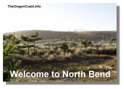 North Bend on the Oregon Coast