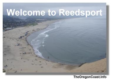 Reedsport on the Oregon Coast