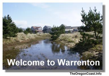 Warrenton on the Oregon Coast