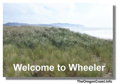 Wheeler on the Oregon Coast