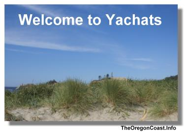 Yachats on the Oregon Coast