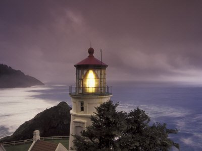 Heceta Head Lighthouse nice picture