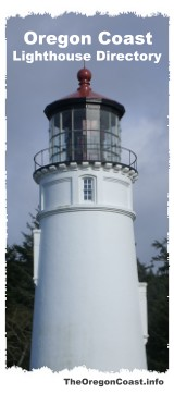 Oregon Coast Lighthouse Directory logo