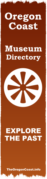 Oregon Coast Museum Directory logo